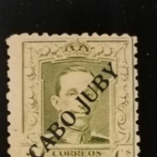 Sellos: CABO JUBY./AÑO 1925./ 2 CÉNTIMOS VERDE OLIVA NUEVO.. Lote 271862978