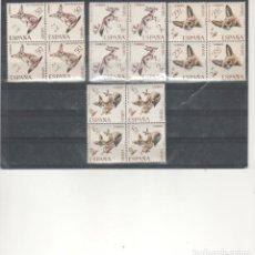 Sellos: SAHARA-279/282 -PRO INFANCIA- BLOQUE DE CUATRO- SELLOS NUEVOS (SEGÚN FOTO). Lote 275615968