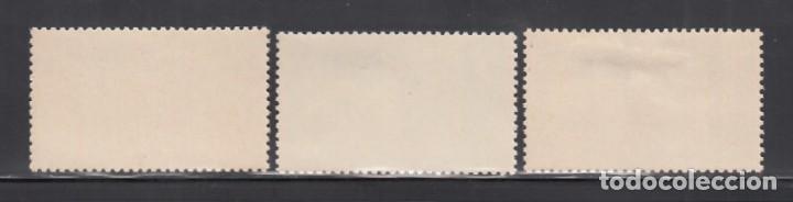 Sellos: SAHARA. 1951 EDIFIL Nº 88 / 90 /*/, Visita del General Franco. - Foto 2 - 276726498