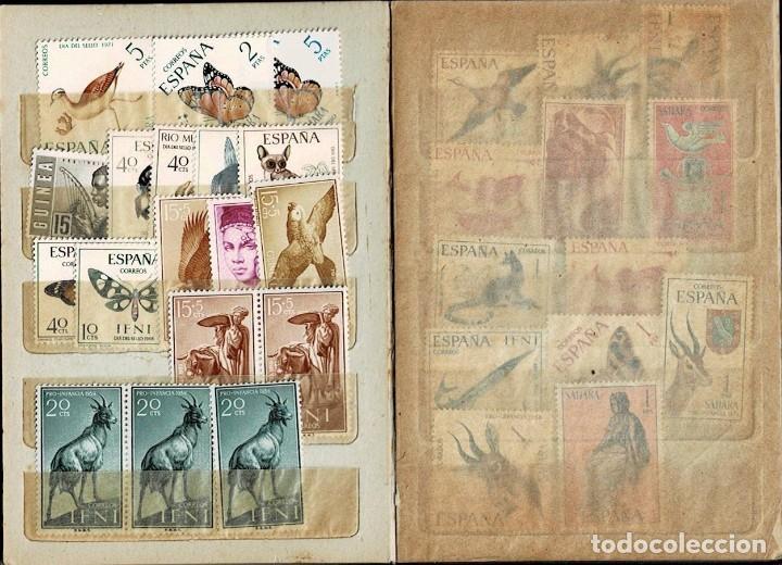 Sellos: EXCOLONIASA ESPAÑOLAS Conjunto de series y sellos sueltos VER.. - Foto 2 - 278348853