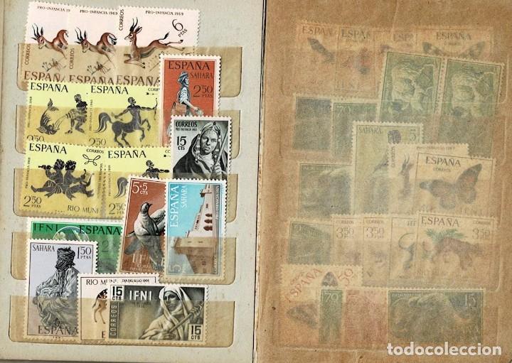 Sellos: EXCOLONIASA ESPAÑOLAS Conjunto de series y sellos sueltos VER.. - Foto 3 - 278348853