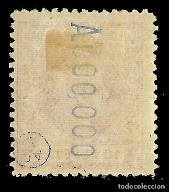 Sellos: RÍO DE ORO.1905.Alfonso XIII.10p MH.nº 000 000.Edifil 16 - Foto 3 - 138337446