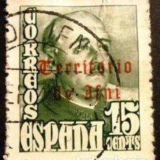 Sellos: SELLOS DE IFNI 1948-1949. SELLOS DE ESPAÑA DE 1948.. Lote 287139858