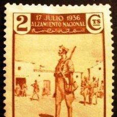 Sellos: SELLOS DE CABO JUBY DE 1937.. Lote 287351618