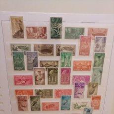 Selos: FERNANDO POO 13 SERIES COMPLETAS DES DE 1960 AL 1968 EN NUEVO**. Lote 287477253