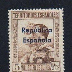 Sellos: GUINEA ESPAÑOLA Nº 243. AÑO 1932. Lote 287668723