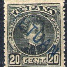 Sellos: MARRUECOS ESPAÑOL Nº 19HCC. AÑO 1908. Lote 287680568