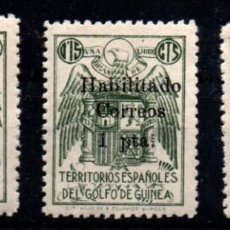 Sellos: GUINEA ESPAÑOLA Nº 259K. AÑO 1939/41. Lote 288870678