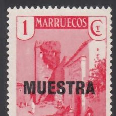 "Sellos: MARRUECOS. 1933-1935 EDIFIL Nº 133MA, (**), ""MUESTRA"". Lote 290760008"