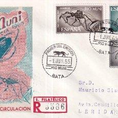 Sellos: SELLOS ESPAÑA OFERTA SPD COLONIAS ESPAÑOLAS RIO MUNI. Lote 293269508