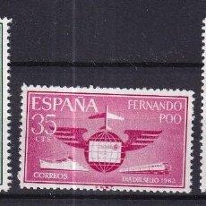 Sellos: SELLOS ESPAÑA OFERTA COLONIAS ESPAÑOLAS FERNANDO POO SERIE COMPLETA EN NUEVO. Lote 293356418