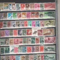 Sellos: ANTIGUAS COLONIAS CONJUNTO B 100 SELLOS Y SERIES DISTINTOS SELLOS NUEVOS SIN FIJASELLOS (SEGÚN FOTO). Lote 294966913