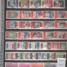 Sellos: MARRUECOS--VARIAS SERIES SELLOS NUEVOS SIN FIJASELLOS (SEGÚN FOTO). Lote 295354523
