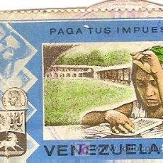 Sellos: SELLO DE VENEZUELA. AÑOS 70.. Lote 5883487