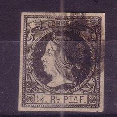 Sellos: CUBA EDIFIL 11 - AÑO 1862 - REINA ISABEL II. Lote 18642431