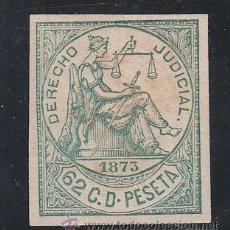 Sellos: ,ANTILLAS FISCAL CATALOGO FORBIN DERECHO JUDICIAL 47 SIN GOMA, DERECHO JUDICIAL 1873 . Lote 27780046
