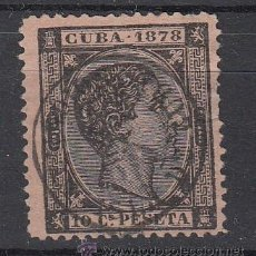 Sellos: ,CUBA 45 NO CATALOGADO EN USADA, ALFONSO XII, . Lote 27801499