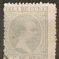 Sellos: CUBA EDIFIL NUMERO 127 USADO. Lote 28300135