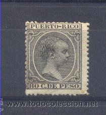 PUERTO RICO. EDIFIL 129 * (Sellos - España - Colonias Españolas y Dependencias - América - Puerto Rico)