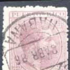 Sellos: PUERTO RICO. 62 O.-MATASELLO DE CUBA. Lote 31905475