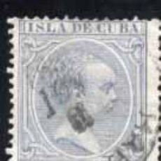 Sellos: CUBA.- Nº 129 MATASELLO FECHADOR HABANA. Lote 31964763