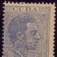 Sellos: CUBA. (CAT. 71/GRAUS 1576-I). ** 5 C. FALSO POSTAL TIPO I. VARIEDAD SALTO DEL PEINE PERFORADOR.. Lote 39283236
