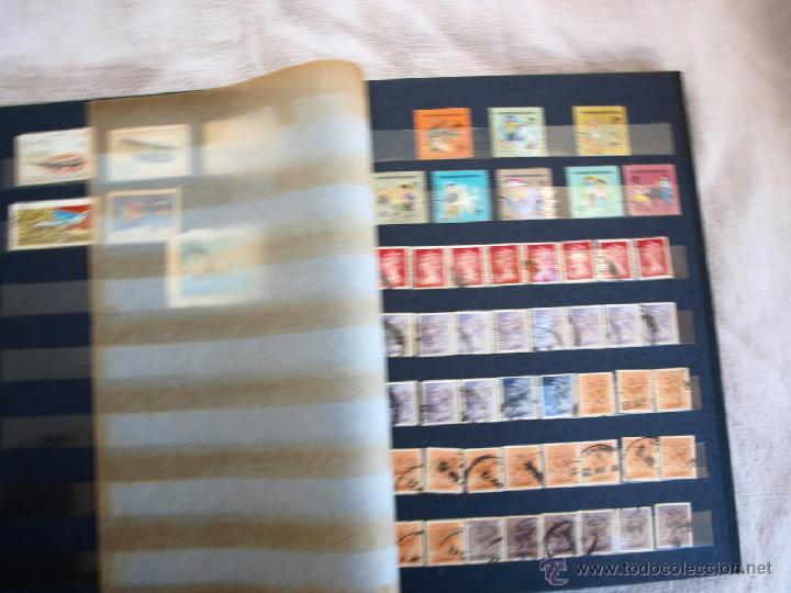 Sellos: Coleccion de Sellos de cuba y rusia, 350 sellos y ocho billetes. Cuba Rusia. Filatelia - Foto 6 - 43342186
