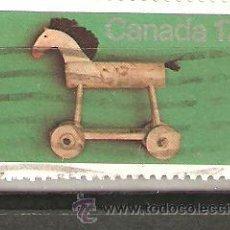 Sellos: LOTE O-SELLOS SELLO CANADA JUGUETE. Lote 104040754