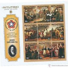Sellos: R2/ AMERICAN REVOLUTION. 1776-1976, EN NUEVO. Lote 47032772