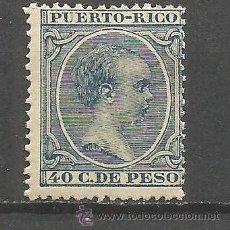 Sellos: PUERTO RICO EDIFIL NUM. 99 * NUEVO CON FIJASELLOS. Lote 49337239