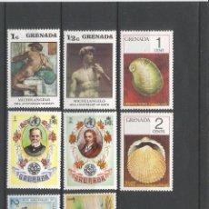 Sellos: LOTE SELLOS DE GRENADA ( GRANADA )- 12. Lote 54371867