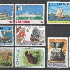 Sellos: SELLOS DE GRANADA - 140. Lote 54372004