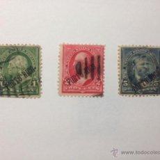 Sellos: PUERTO RICO. SELLOS USA 1899 SOBRECARGA PORTO RICO. Lote 54834749