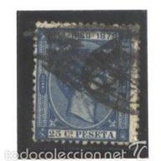 PUERTO RICO 1879 - EDIFIL NRO. 26 - ALFONSO XII - 25c. - USADO