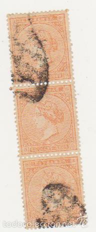 ANTILLAS. 20 C. 1869. EDIFIL 17. TRESILLO. (Sellos - España - Colonias Españolas y Dependencias - América - Antillas)