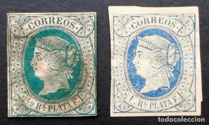 ANTILLAS - ESPAÑA DEPENDENCIAS POSTALES 1864 (Sellos - España - Colonias Españolas y Dependencias - América - Antillas)