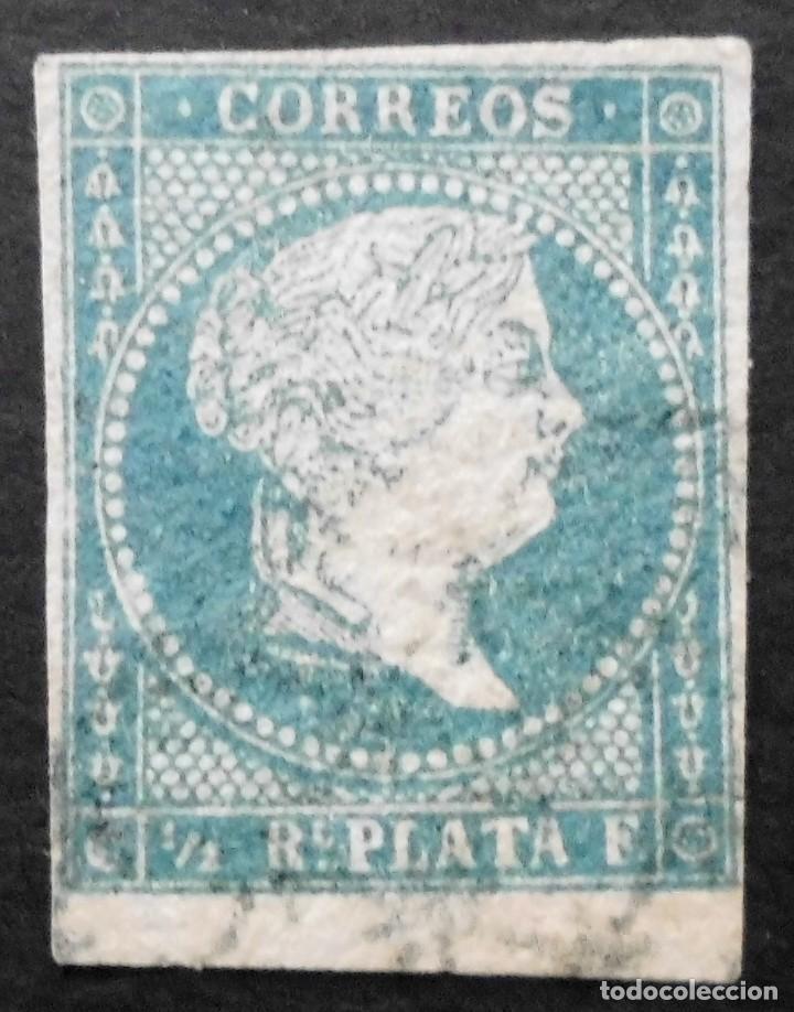 CUBA - ESPAÑA DEPENDENCIAS POSTALES 1855 (Sellos - España - Colonias Españolas y Dependencias - América - Cuba)