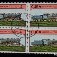 SELLOS DE CUBA