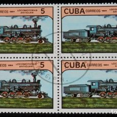 Sellos: SELLOS DE CUBA. Lote 77355713