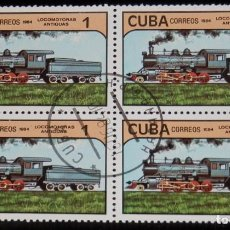 Sellos: SELLOS DE CUBA. Lote 77374597