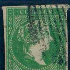 Sellos: CUBA ANTILLAS, EDIFIL 8, FALSO POSTAL TIPO 1. Lote 81909828