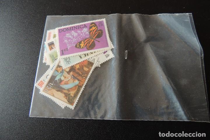 Sellos: 11 sellos Dominica perfecto estado - Foto 4 - 84130488