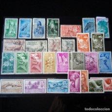 Sellos: LOTE 29 SELLOS USADOS Y NUEVOS COLONIAS AFRICANAS ESPAÑA. Lote 90353976