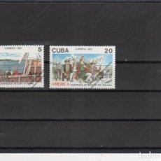Sellos: CUBA Nº 3203 AL 3204 (**). Lote 95822175