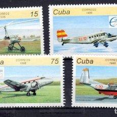 Sellos: SERIE COMPLETA DE CUBA** ESPAMER´96. Lote 97118675