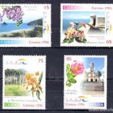 Sellos: SERIE COMPLETA DE CUBA NUEVA** LA ISLA GRANDE. Lote 97121447