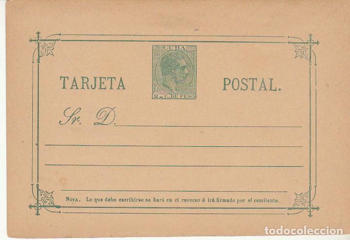 E.P.: XX 16 ALFONSO XII 1882 (Sellos - España - Colonias Españolas y Dependencias - América - Cuba)