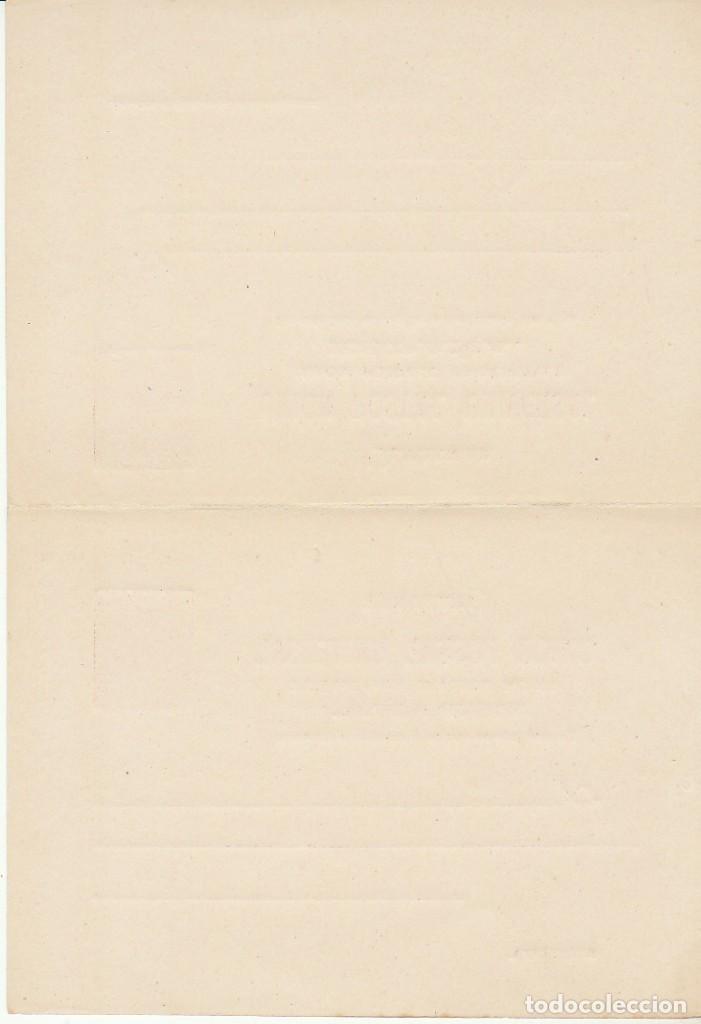 Sellos: E.P.: xx 13/14 ALFONSO XII 1882 (TARJETAS DOBLES) - Foto 4 - 97566895