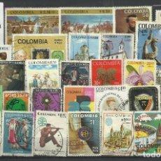 Sellos: LOTE DE SELLOS DE COLOMBIA. Lote 104980399