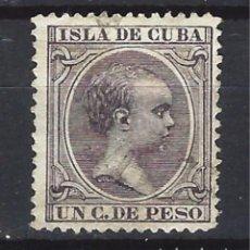 Sellos: CUBA - COLONIA ESPAÑOLA - SELLO USADO. Lote 105354403